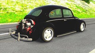 Live for Speed - Fusca 1600 turbo 2,5kg Forjado (G27 mod)