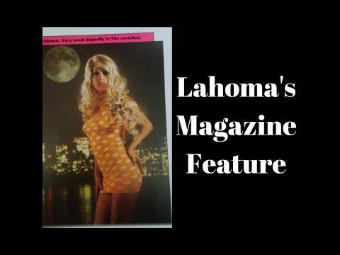 Lahoma's Magazine Feature