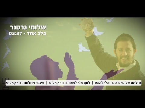 שלומי גרטנר | בלב אחד | Shloime Gertner | Belev Echad Official Lyric Video