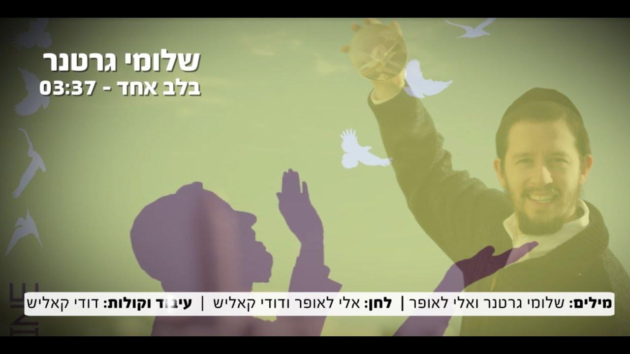 שלומי גרטנר | בלב אחד | Shloime Gertner | Belev Echad Official Lyric Video