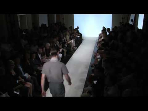 Yves Saint Laurent - Spring Summer 2011 Fashion Show (Men)