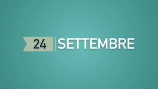 """Meditazione Calendario """"Parole di Vita"""" del 24 Settembre 2021"""