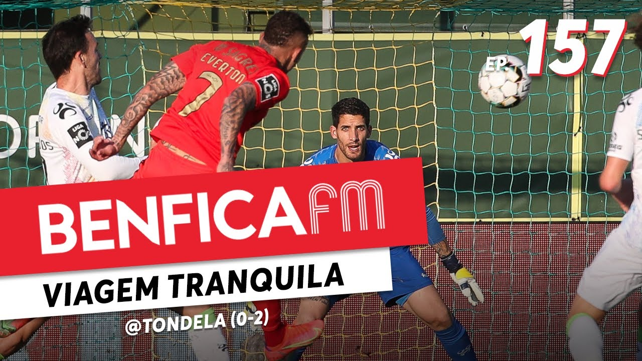 Benfica FM #157 - @Tondela (0-2)
