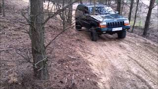 Jeep Grand Cherokee ZJ 5.2 Goodyear Wrangler