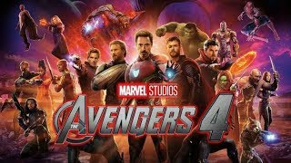 AVENGERS 4 (2019) Action Movies Trailer Full HD (music action)