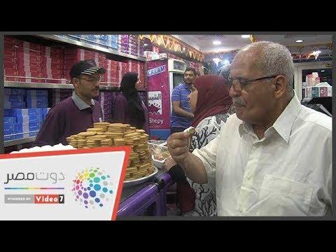 -عيد واحد وفرحة واحدة-.. شعار الأقباط في محلات الكحك  - 21:54-2019 / 6 / 7