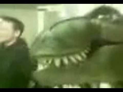 A God Damn Sexual Tyrannosaurus