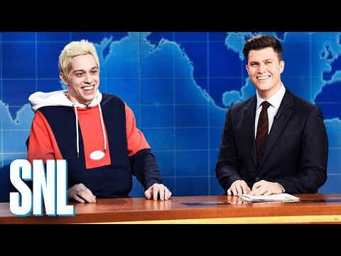 Weekend Update: Pete Davidson on His Engagement to Ariana Grande - SNL Mp3