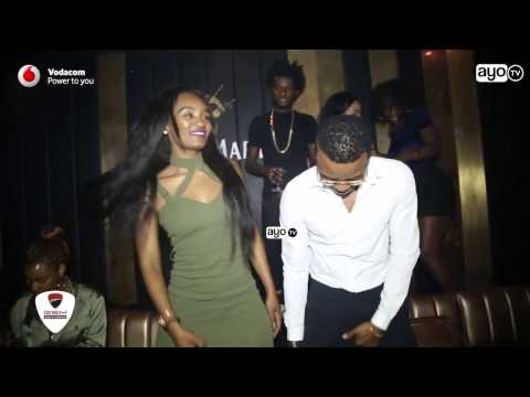 Alikiba Appearance Vanity Club Pretoria South Africa