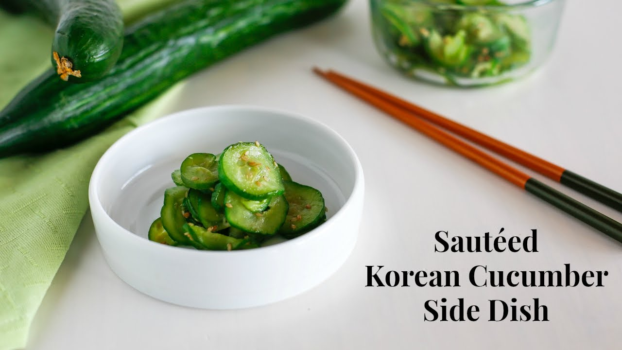 recipe: korean cucumber plant [28]