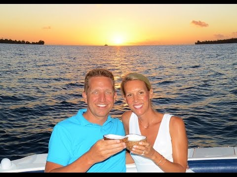 Our Honeymoon in French Polynesia (Bora Bora!)