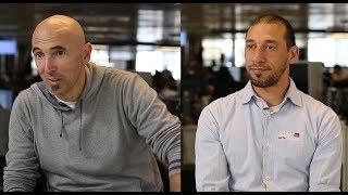 Nicolás Rotundo y Richard Porta: jugadores de otros clásicos