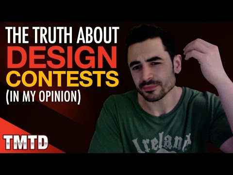 The Truth About Design Contests (In My Opinion)