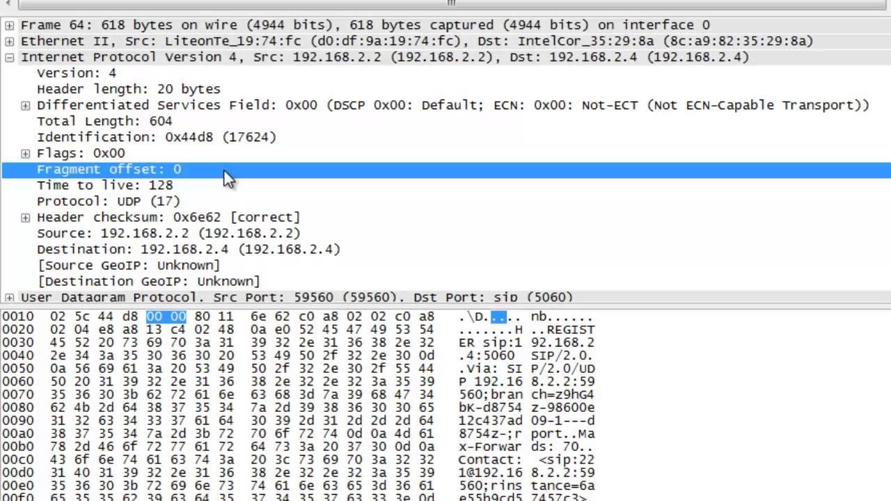 tcprewrite add ethernet header wireshark