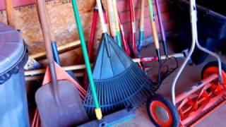 Wooden Garden Storage - Shed Design Tips Video