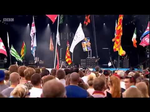 The 1975   Heart Out @ Glastonbury 2014