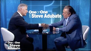 Godfather Actor Gianni Russo Tells Steve Adubato about a Famous Fight Scene Gone Bad