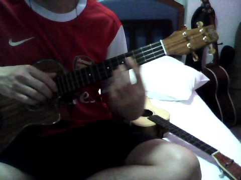 Koa Pili Koko + Ko'olau Mahana, While my guitar