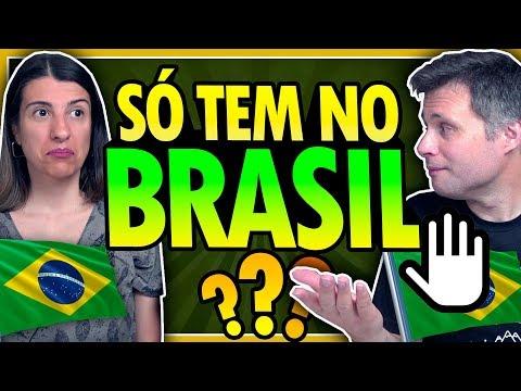 COISAS ESTRANHAS DO BRASIL DEPOIS DE 10 ANOS MORANDO FORA - POLÊMICA!