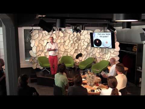 marmite food lab vol 3 - Prof. Charles Spence