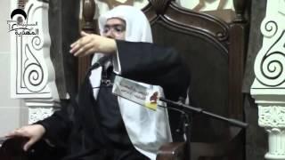 سفرة أم البنين وكلام المراجع   الشيخ علي البيابي