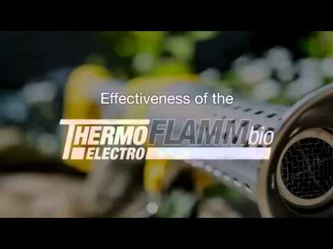 gloria thermoflamm bio electro onkruidbrander youtube. Black Bedroom Furniture Sets. Home Design Ideas