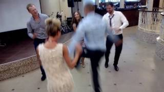 Танцы на свадьбе, 10-я минута)