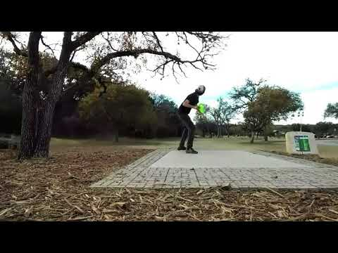 Zilker Park, Disc Golf, Country music, Austin, Texas...