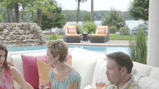 Lane Venture Outdoor Upholstery - Lounge Series