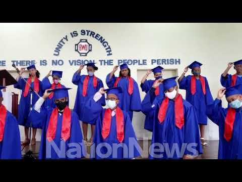 Nation Update: The Rock Christian School Graduation 2020