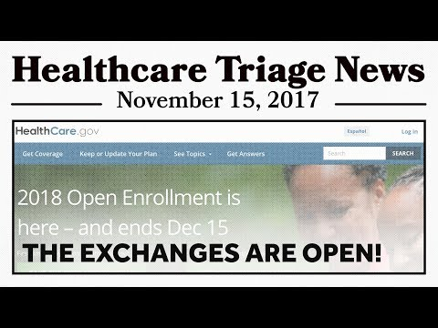The ACA Insurance Exchanges Are Open! Go Get Insured!