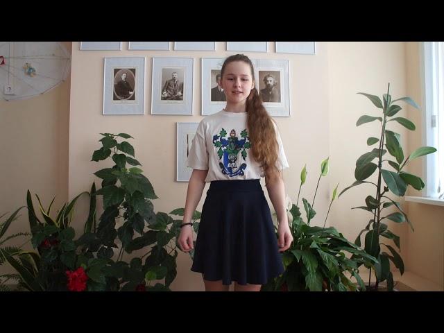 Изображение предпросмотра прочтения – АнастасияТкаченко читает произведение «Каша из топора» (Русский фольклор )
