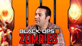 BLACK OPS 4 ZOMBIES - BLOOD OF THE DEAD, EDITION SPECIALE, JASON BLUNDELL