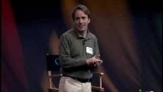 Tech Talk: Linus Torvalds on git (russian) part 2