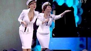 Шоу «Две звезды на СТВ». Суперфинал: Венера и Екатерина Забенько