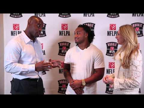 Tre Mason Exclusive Interview
