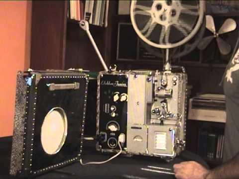 Elektor Junior 16mm Filmprojector