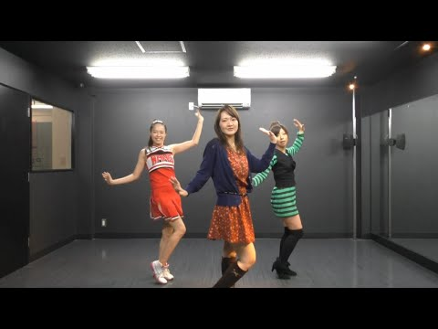 Gleedom - Come See About Me(Glee Dance Cover)
