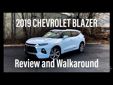 2019 Chevrolet Blazer  FULL Review and Walkaround