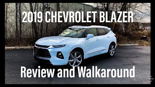 2019 Chevrolet Blazer  FULL Review and Walkaround