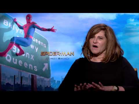 Spider-Man: Homecoming: Producer Amy Pascal Official Movie Interview