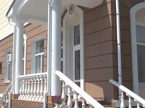 Интервью телеканала ТОНУС о Санатории Сакрополь