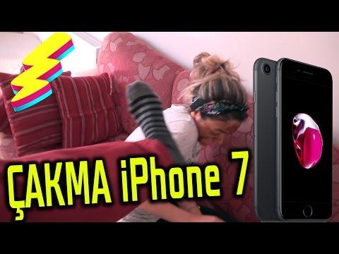 Çakma iPhone 7 Kız Kardeş Testi! Seda