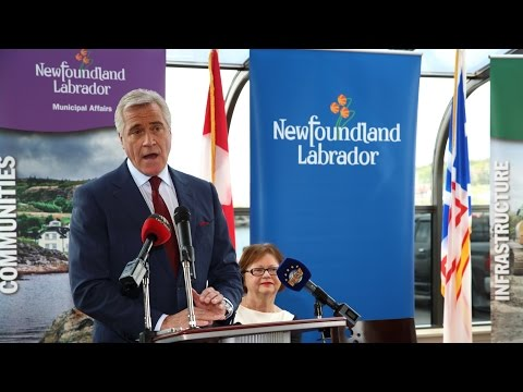 Water, wastewater and public transit systems funding announced