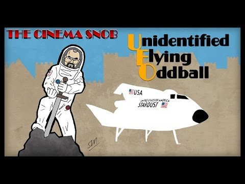 Unidentified Flying Oddball - The Cinema Snob