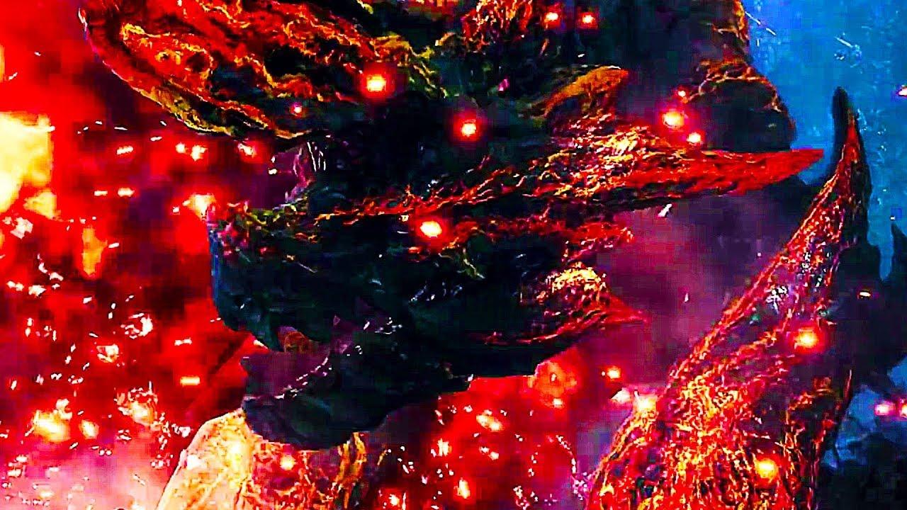 "MONSTER HUNTER WORD ICEBORNE ""Raging Brachydios & Furious Rajang"" Trailer (2020) PS4 + vídeo"