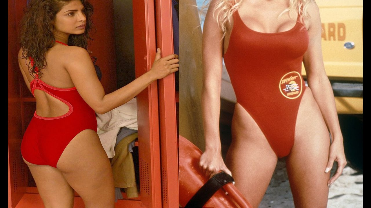 OMG! Priyanka Chopra Wear the Iconic Red Bikini in Baywatch Movie