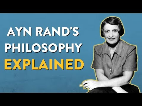 Ayn Rand - Her Philosophy in Two Minutes