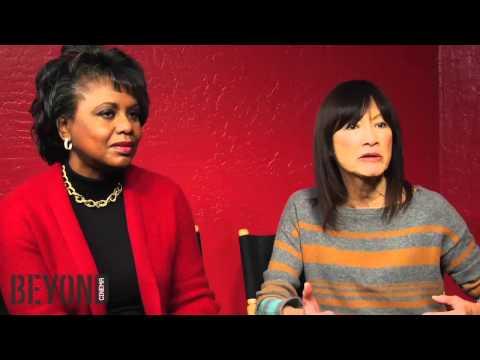 Anita Hill and Freida Lee Mock -- 'Anita' -- A Beyond Cinema Original Interview