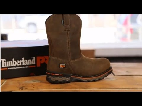 Timberland PRO AG Boss Work Boot Review - YouTube